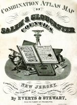 Title Page, Salem and Gloucester Counties 1876